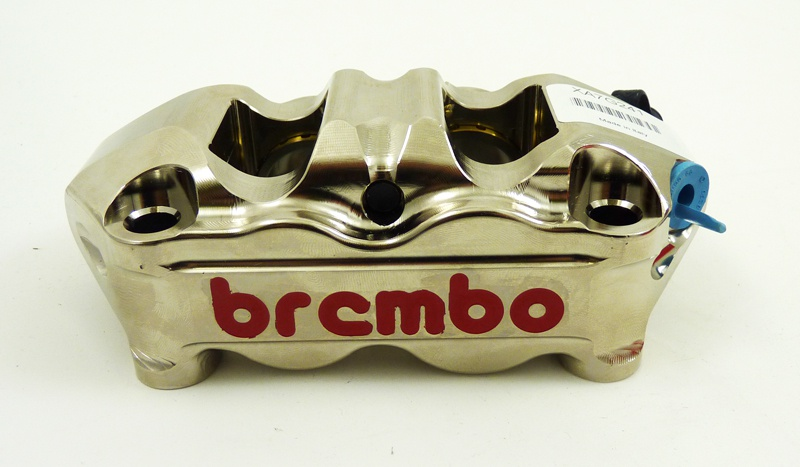 brembo racing brake caliper for motorcycle