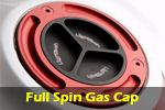 lightech gas cap full spin