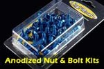 lightech motorcycle nut and bolt kits